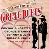 Thumbnail Classic Country Great Duets 2CDs Country Music